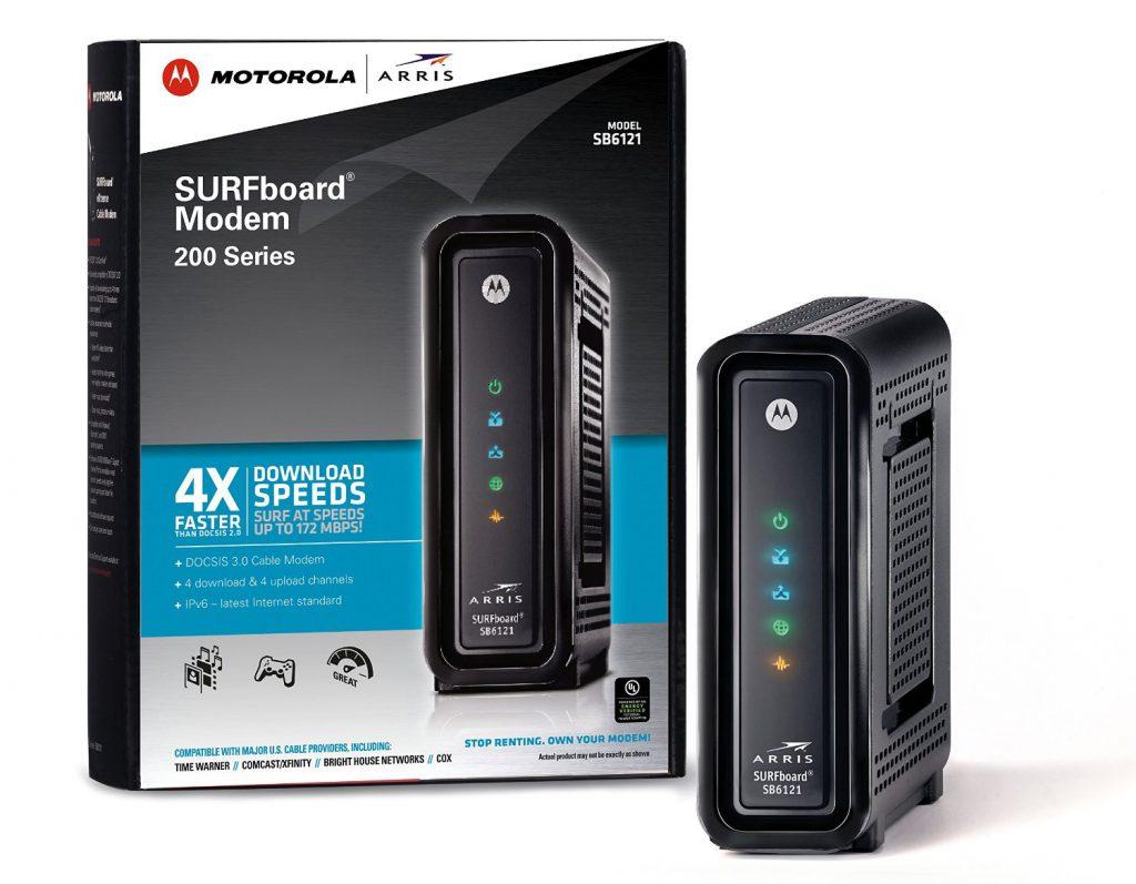 Motorola modem