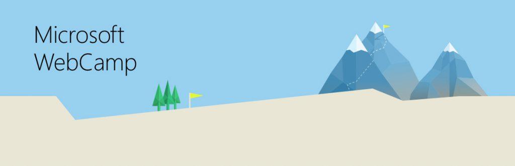 Microsoft web camp