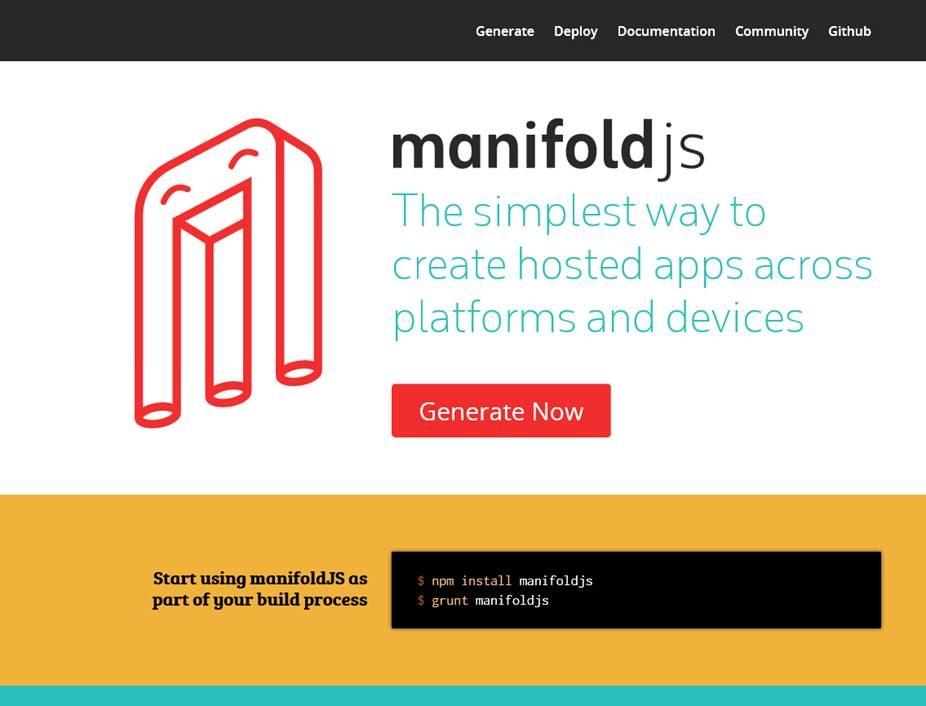 Manifold JS