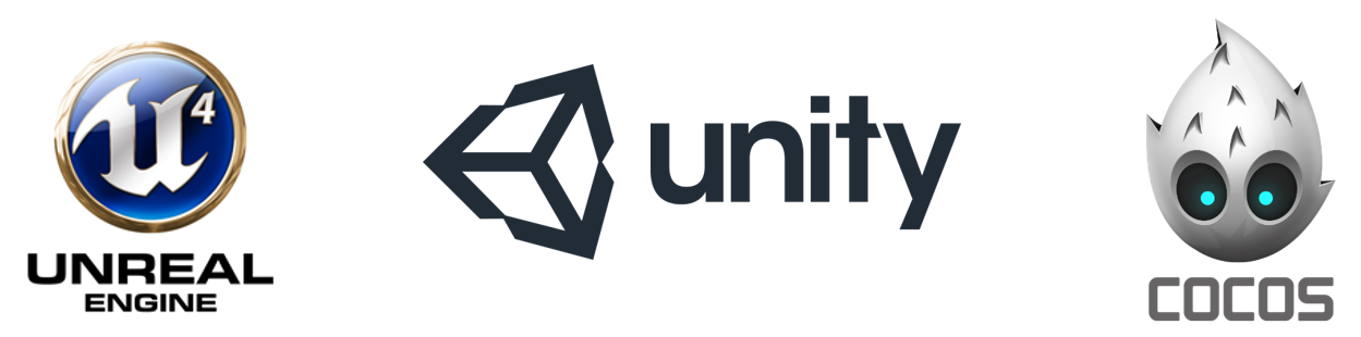Unity, Unreal Engine 4, & Cocos2D will now ship with Visual