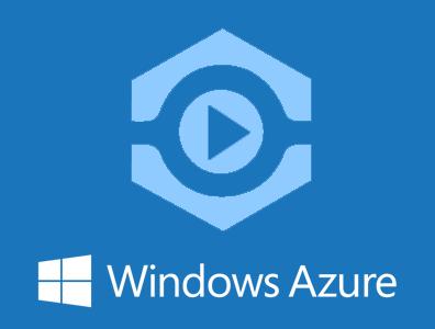 Azure Media Services logo