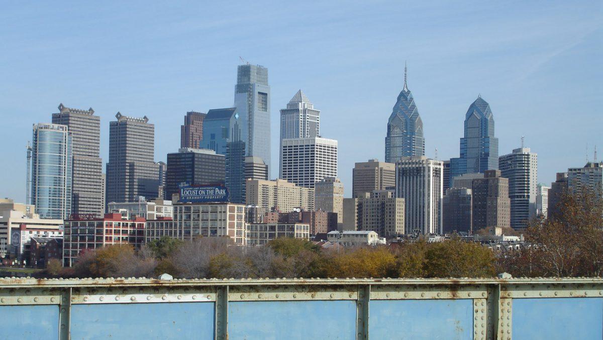 Philadelphia_skyline_from_south_street_bridge