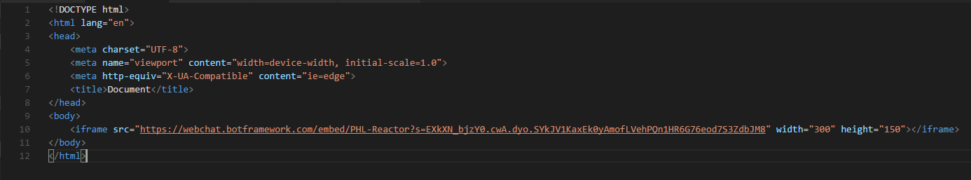 Quickly build a Q&A (FAQ) bot with Azure Bot Framework